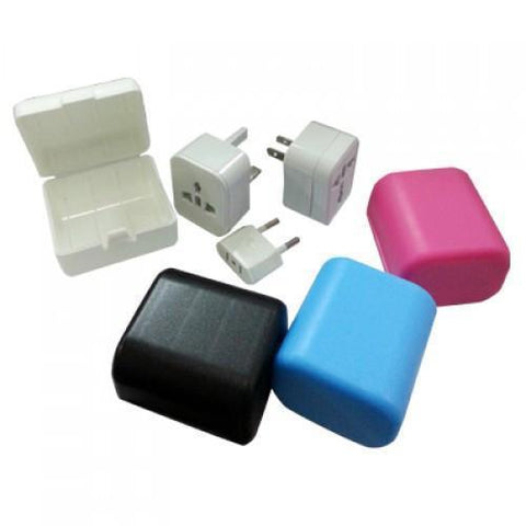 Travel Adaptor with box | Executive Corporate Gifts Singapore
