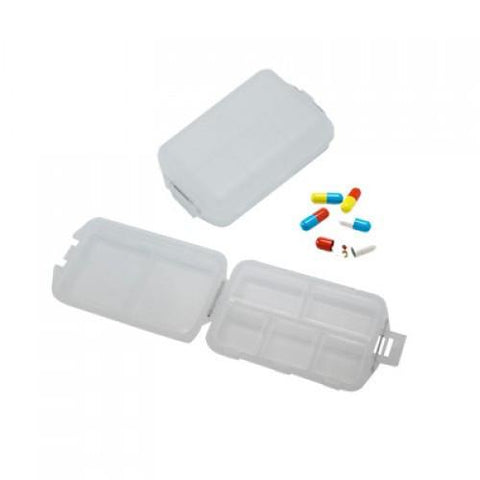 Travel Double Deck Pill Box | Executive Corporate Gifts Singapore