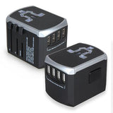 Travel Adapter with 4 USB Port | Executive Door Gifts