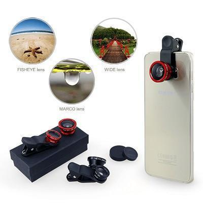 Universal Mobile Clip Lens | Executive Corporate Gifts Singapore