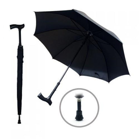 Walking Stick Auto Open Umbrella | Executive Corporate Gifts Singapore