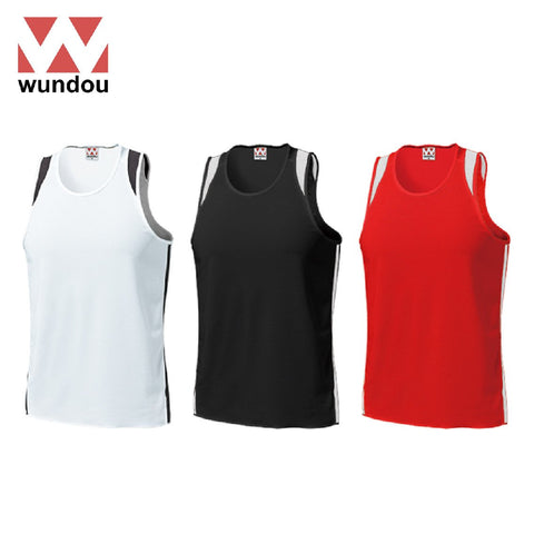 Wundou P5510 Running Tank Top | Executive Corporate Gifts Singapore