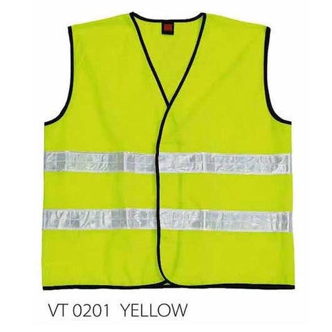 Unisex Reflective Polyster Vest | Executive Corporate Gifts Singapore