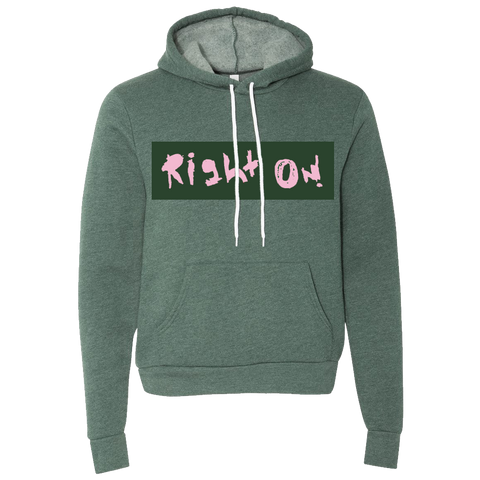 Official Jennylee Right On Pullover Sweatshirt