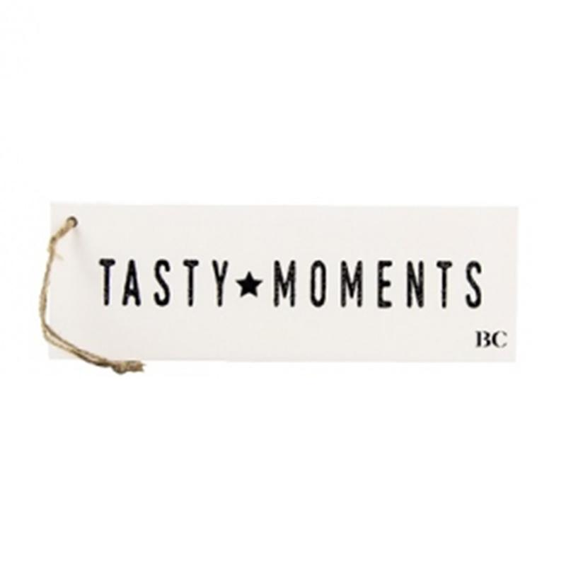 Bastion Collections Tagliere in Legno Tasty Moments