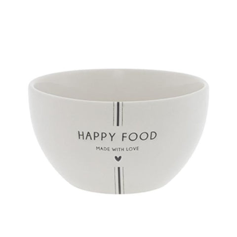 Bastion Collections Ciotola Happy Food Made With Love