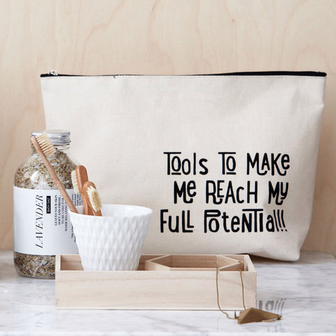 Make-up bag Tools