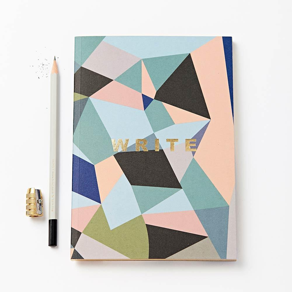 Quaderno Katie Leamon Write/Draw reversibile