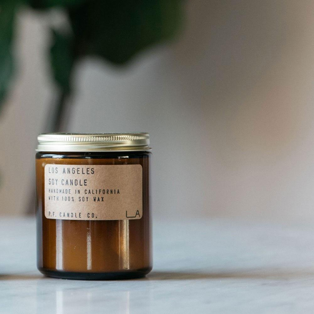 PF Candle co. Los Angeles Candela di soia Shop Online