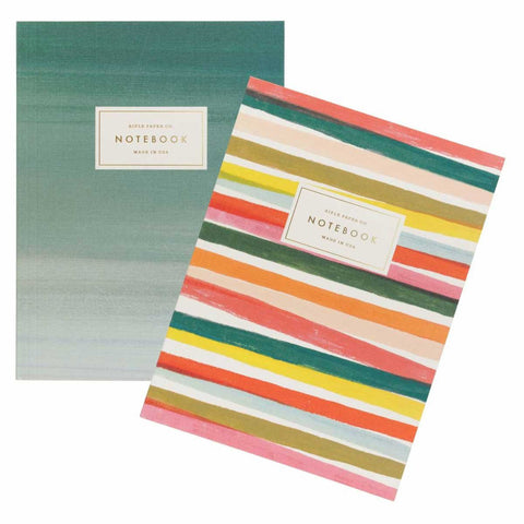 Set di quaderni Rifle Paper Co. fantasia multicolor