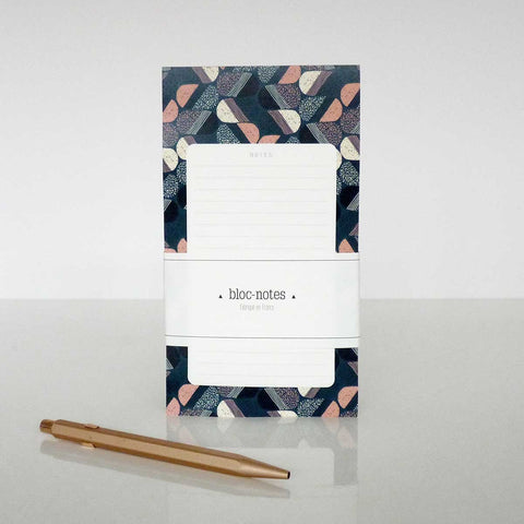 Bloc notes Season Paper Wax