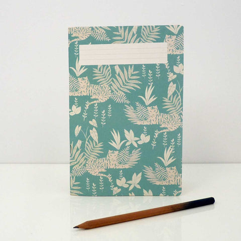 Quaderno Season Paper Jungle