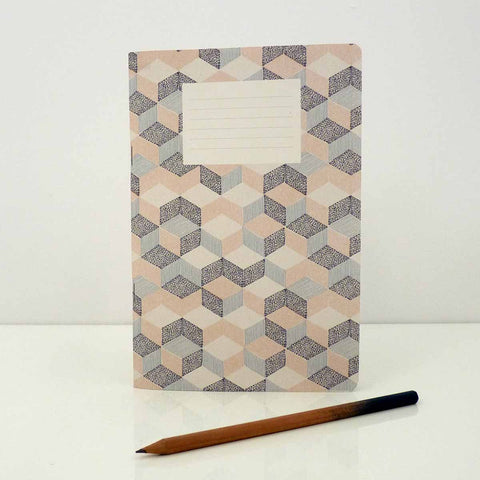Quaderno Season Paper Patchwork