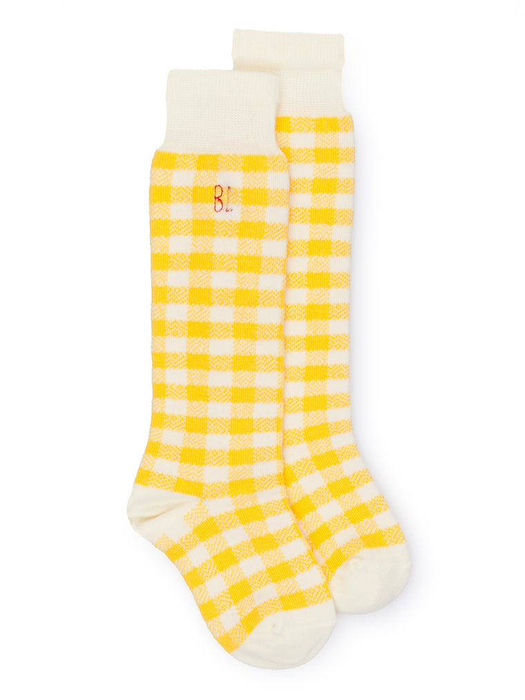 Yellow Vicky Socks
