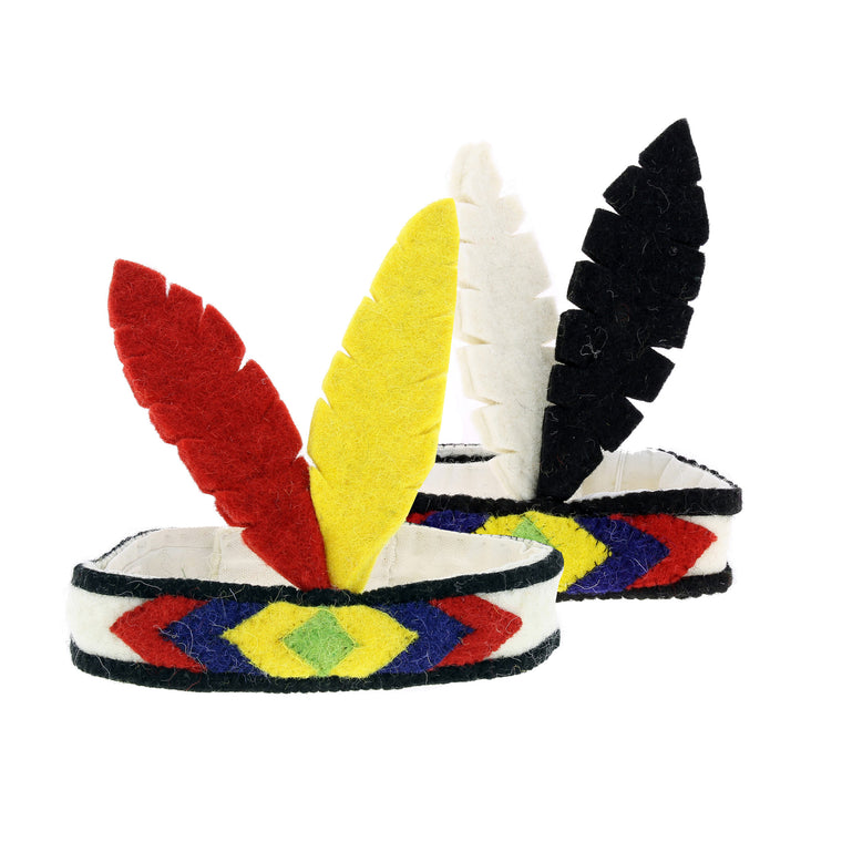 Fiona Walker England - Squaw Headdress