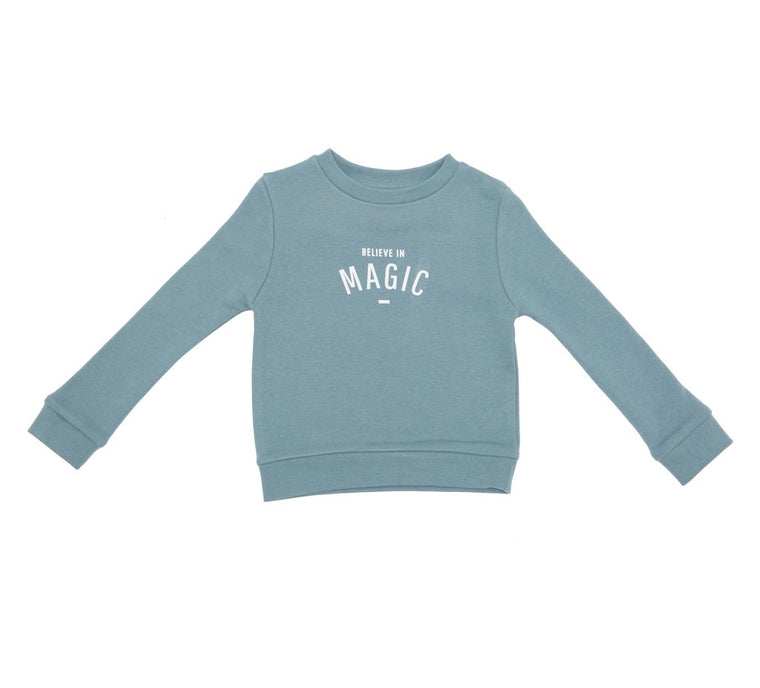 Bob & Blossom - Magic Sweatshirt Slate Grey