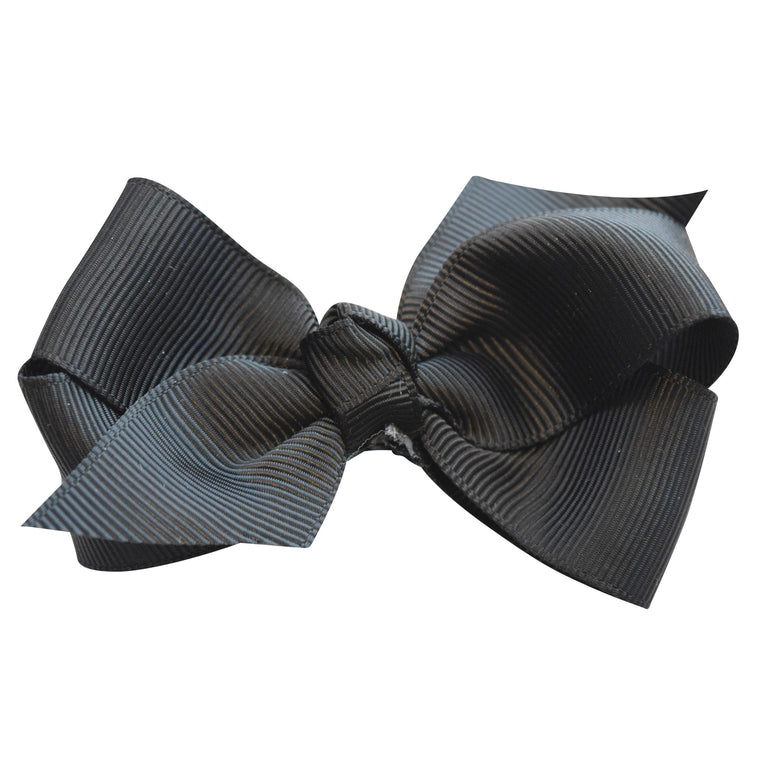 Petit by V - Hair Bow Black