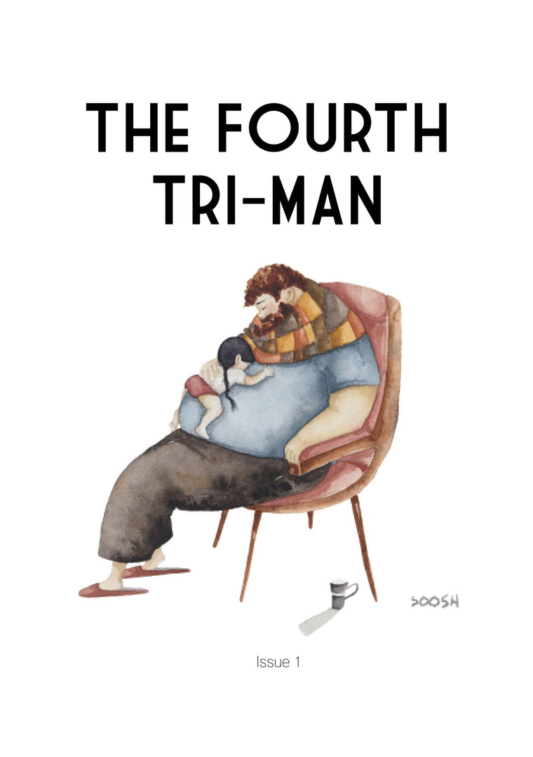 The Fourth Tri-Man Magazine - Issue 1