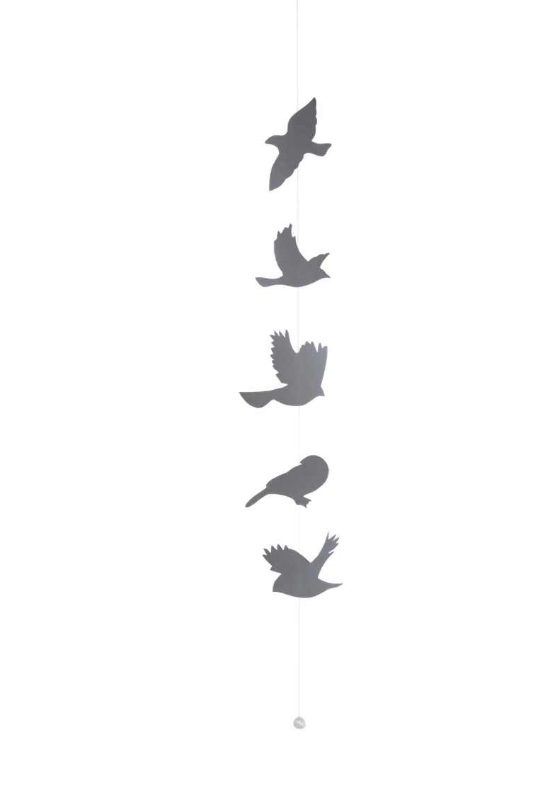 Petit by V - Paper Garland - Birds