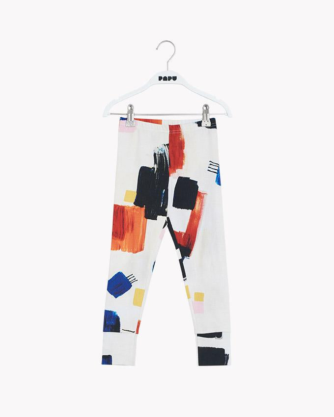Papu Wall Art Leggings
