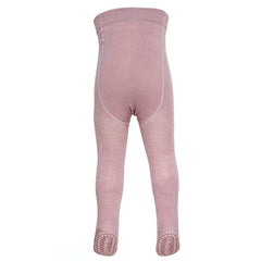 Go Baby Go - Crawling Tights Dusty Rose