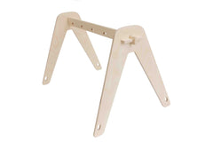 Wooden Baby gym, Natural danish design