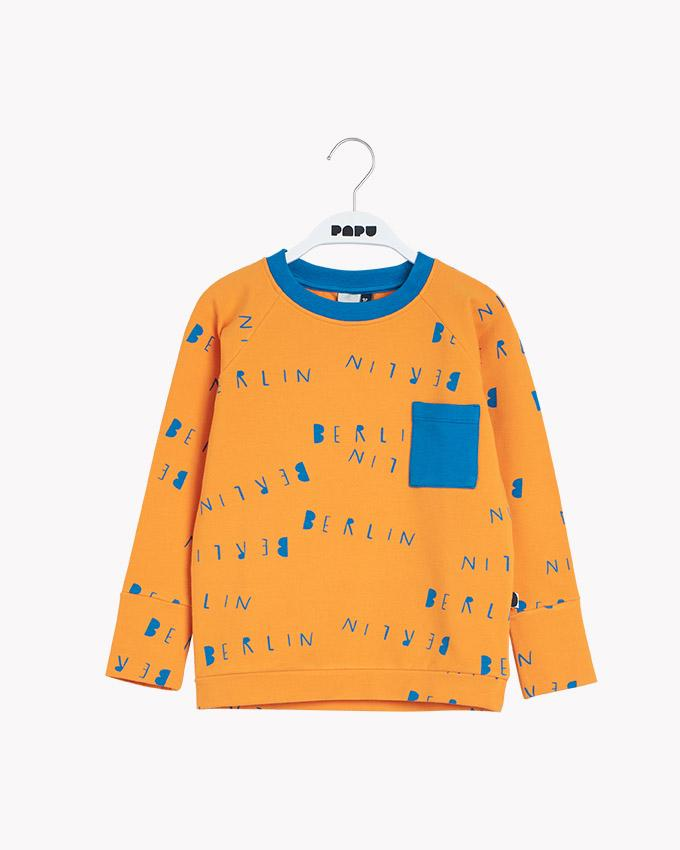 Papu Berlin Pocket Sweatshirt