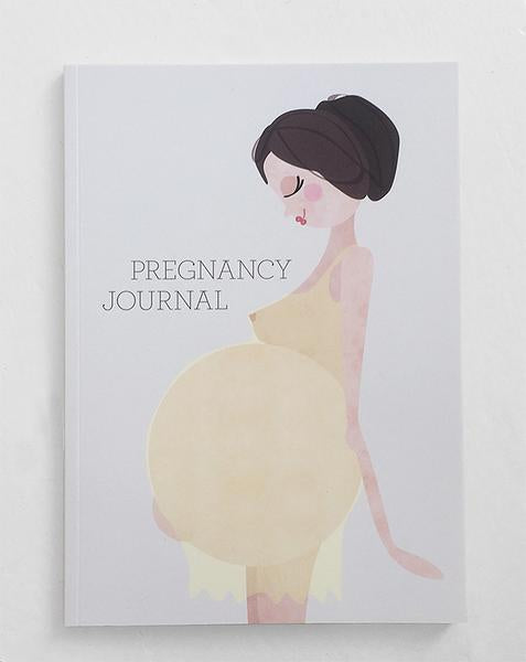 Mie Frey WORKS - Pregnancy Journal