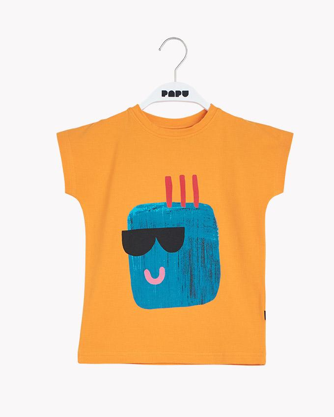 Papu T-shirt - Gunther