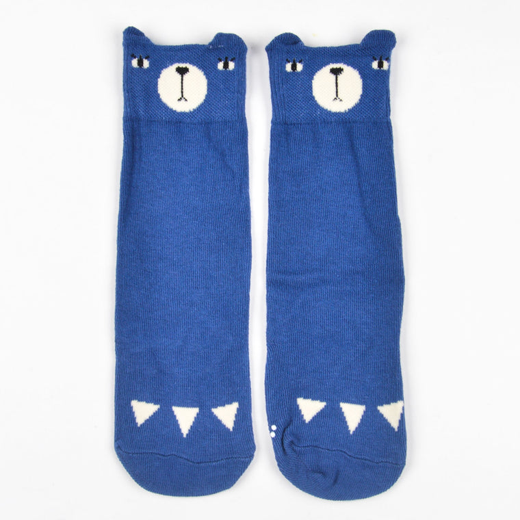 Mini Dressing - Blue Bear Socks