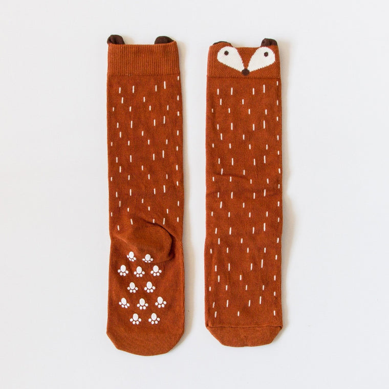 Mini Dressing - Fox Socks