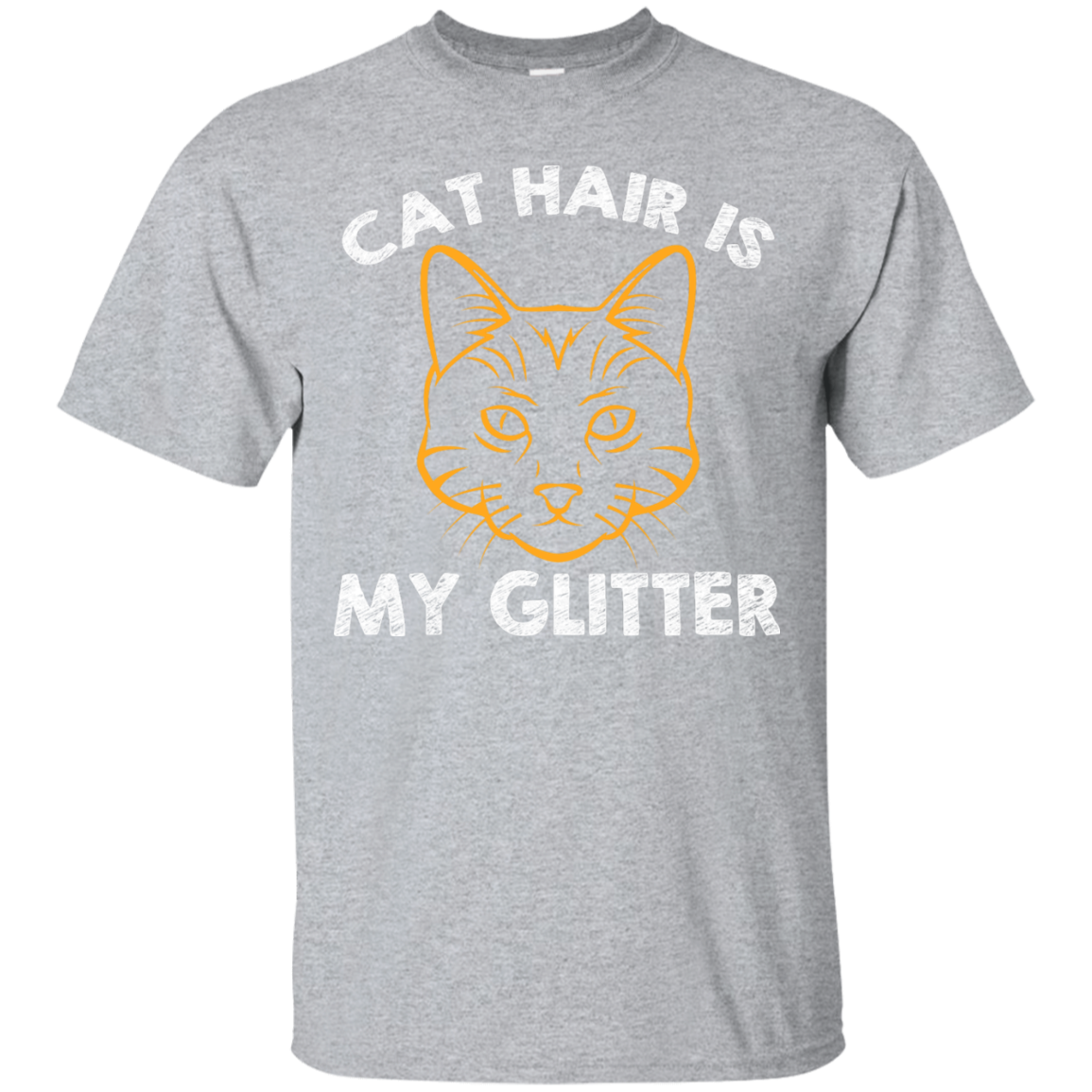 Cat Hair Is My Glitter
