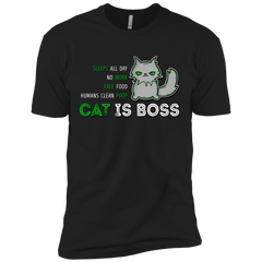 Cat Is Boss