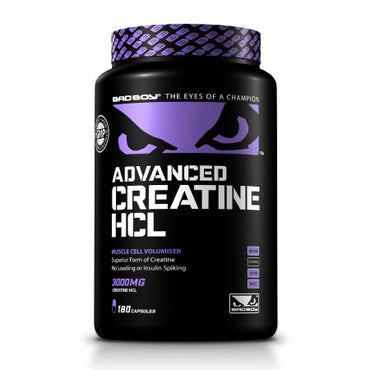 ADVANCED CREATINE HCL