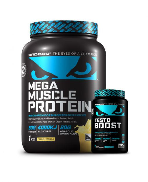 ANABOLIC MUSCLE STACK