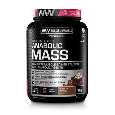 SUPERSTACKED ANABOLIC MASS