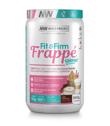 FIT & FIRM FRAPPE