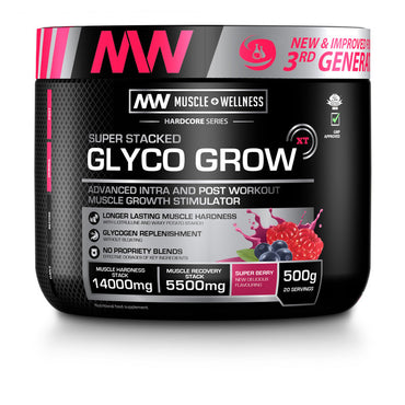SUPERSTACKED GLYCO-GROW XT