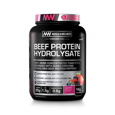 BEEF PROTEIN HYDROLYSATE