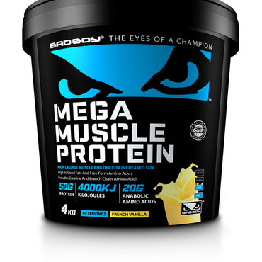 MEGA MUSCLE PROTEIN