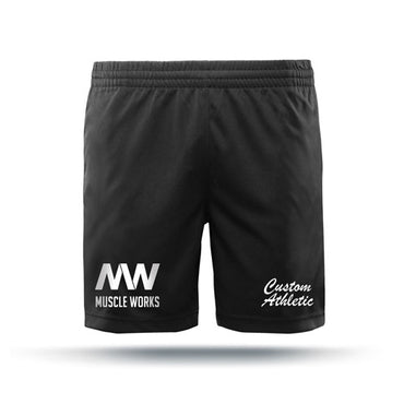 MUSCLE WORKS SHORTS