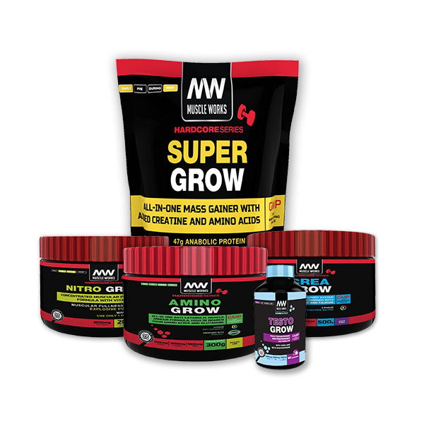 ANABOLIC GROW STACK