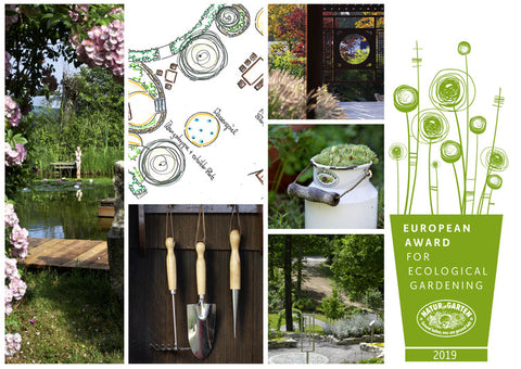 European Award for Ecological Gardening 2019