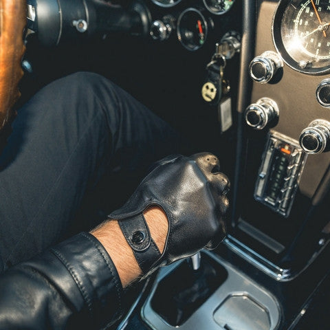 Piloti Leather Driving Gloves