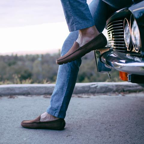 Luxury Driving Shoes
