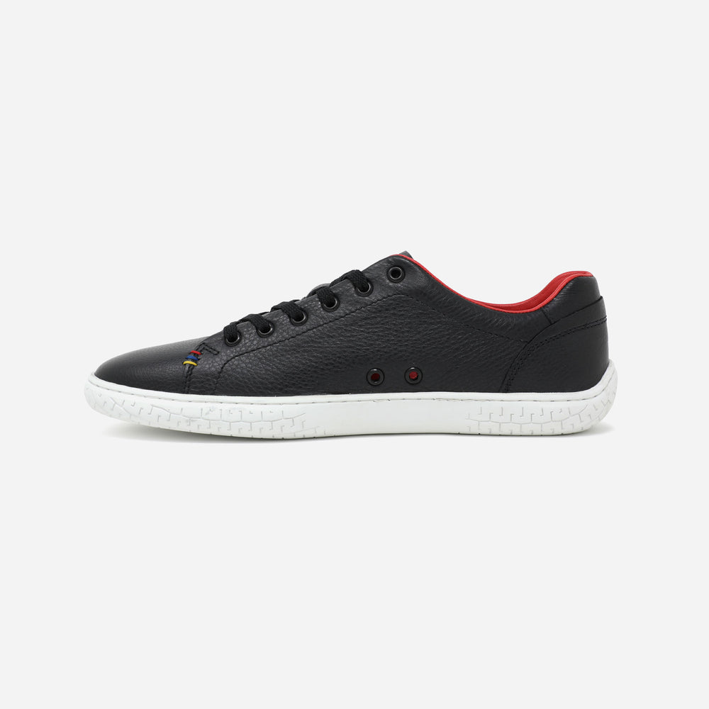JH-11 - JAMES HUNT SPECIAL EDITION SNEAKER - BLACK-RED