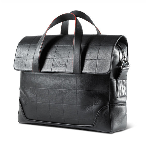 MEDIO LAPTOP BAG - BLACK