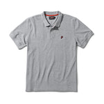 TURISMO POLO SHIRT - HEATHER GREY
