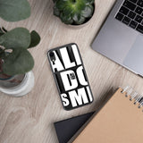 New #AlliDoIsMe iPhone Cases