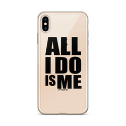 #AlliDoIsMe iPhone Case